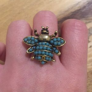 Forever 21 Beetle Ring